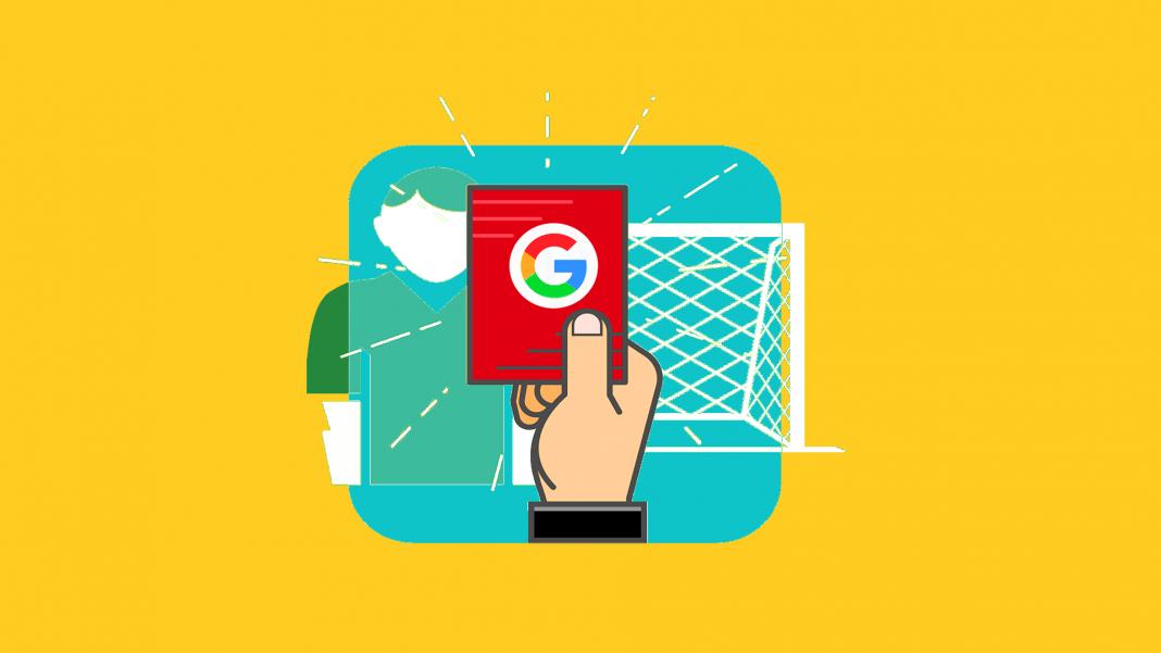 Google Penalty: 48 λόγοι που το site σου το αξίζει